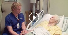 This Hospital Has a Singing Angel Visiting Patients… or is He Just an Angel?