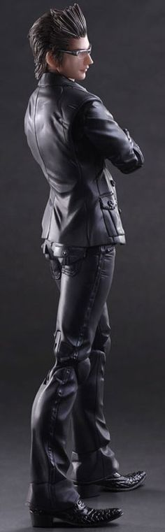 Dat ass tho..... Final Fantasy XV: Ignis - Play Arts Kai Figure image