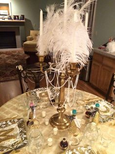 the great gatsby ladies night party ideas