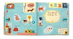 Picture Book : Linzie Hunter, Illustration & Hand Lettering