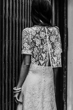 Robe de mariée Laure de Sagazan