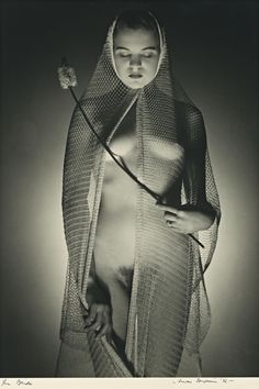 Max Dupain - The Bride, 1936