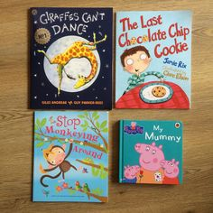 Lily's Little Learners: Monthly Book Roundup - What We have been Reading in April