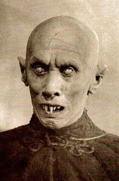 .Nosferatu - the original vampire