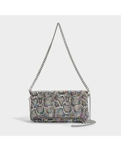Zadig   Voltaire - Rock Wild Bag In Multicolor Cow Leather - Lyst 2f7d726148387
