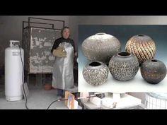 How to Create Tactile Decoration w/ Slip Trailing, Terra Sig, & Glazes | LIZ ZLOT SUMMERFIELD - YouTube