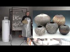 Pottery - Throwing rocks - YouTube