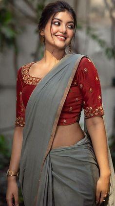 Beautiful Girl In India, Most Beautiful Faces, Beautiful Women, Indian Actress Hot Pics, Indian Actresses, Afghan Clothes, Actress Navel, Net Lehenga, Indian Beauty Saree