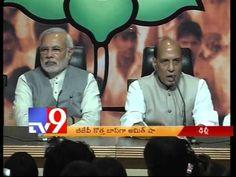 Amit Shah is BJP president