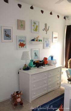 97 Best boys dinosaur bedroom images | Dinosaur bedroom, Boy ...