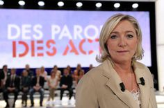 Marine Le Pen, politique la plus invitée à «Des paroles et des actes» Check more at http://info.webissimo.biz/marine-le-pen-politique-la-plus-invitee-a-des-paroles-et-des-actes/