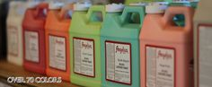 Angelus Direct - great site for leather paint, leather dye, leather cleaner, etc. Customize anything leather! Shoes, purses, etc.