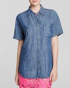 Trina Turk Shirt - Aven Denim