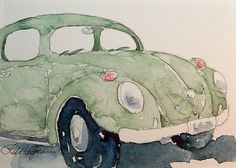 Daily Watercolors by RoseAnn Hayes