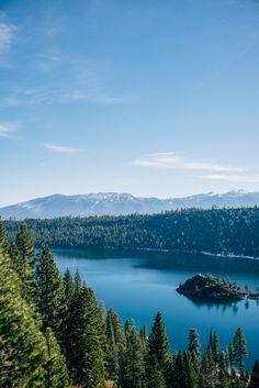 Emerald Bay, Tahoe, CA