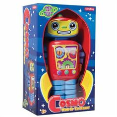 Cosmo Tin Robot by Schylling   Toys   chapters.indigo.ca