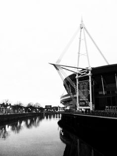 Millennium stadium - Cardiff, Wales