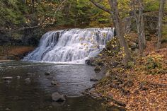 https://flic.kr/p/hgXASU | Wadsworth Falls State Park, Middlefield, Connecticut