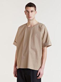 Balenciaga Men's Oversized T-Shirt