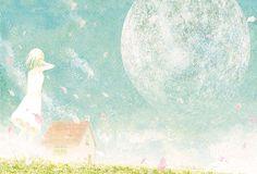夢の終わり by 灰庭 結李 | CREATORS BANK http://creatorsbank.com/haiba_yuri/works/277063