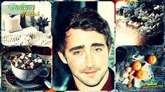 Lee Pace collage morning