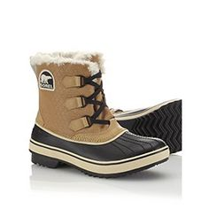 SOREL | Women's Tivoli™ Boot: lightweight but warm.  Got these for Christmas and love them.