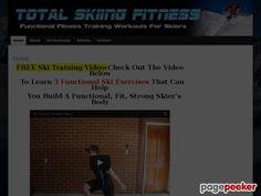 Nice Ski Training | Skiing Training | Ski Exercises | Skiing Exercises