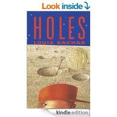 AmazonSmile: Holes eBook: Louis Sachar, Vladimir Radunsky, Bagram Ibatoulline: Books