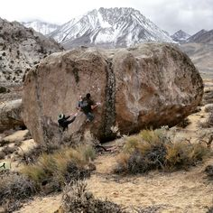 Asana ambassador Ian Cotter-Brown in beautiful Bishop, California