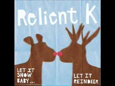 Christmas song countdown day 13: I Hate Christmas Parties - Relient K (actually Matthew Thiessen and the Earthquakes)