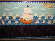 sailing themed door decs and bulletin boards - Bing Images