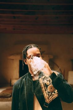 A$AP Rocky talks new music, old girlfriends, and psychedlic drugs in Complex's April / May 2015 cover story.