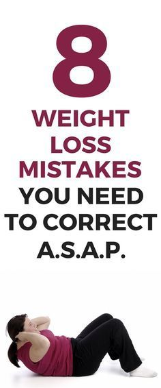 8 weight loss mistakes that stump even the healthiest women.
