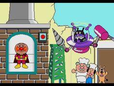 [PICO] それいけ! アンパンマンのゲームであそぼうアンパンマン Japanese Kids TV Animation Music Song...