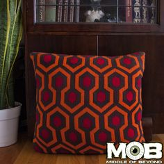 The Hotel Pillow Cover from MIDDLEOFBEYOND.COM #middleofbeyond