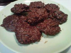 Dark Chocolate Coconut Haystacks   fastPaleo Primal and Paleo Diet Recipes