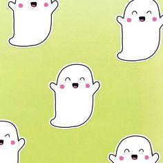 Cute Cartoon Green Worm Sticker By Sandytov
