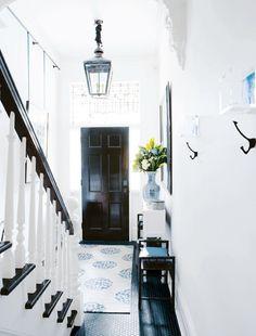 door, light, rug