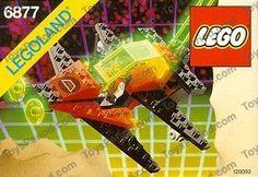 LEGO 6877 Vector Detector Image 1
