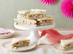 Chicken Poppy Seed Salad Sandwiches recipe from Trisha Yearwood via Food Network