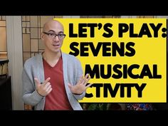 Let's Play: Sevens — A Body Percussion Activity Grade 3, Third Grade, Music For Kids, My Music, Music Classroom, Classroom Ideas, Too Cool For School, School Stuff, School Videos