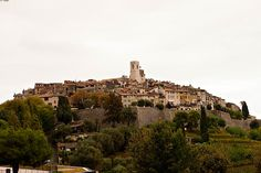 When you #cruise to Nice, #France, take a side trip to St. Paul de Vence!