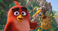 """EL ARTE DEL CINE: Nuevos Clips de """"Angry Birds"""" (2016)"""