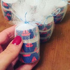 Souvenirs para Bautismo / Pack de velitas personalizadas / Navy / Marinero / Varones / By LAURA&DONNA / Envíos a todo el mundo / We ship worldwide / Follow us on Instagram @lauraydonnaec / Contact us lauraydonna@gmail.com