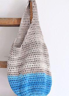 Häkeltasche Hailey   Meisterclass Online Kurs   DIY   Sommertasche & Beutel   crocheting crafts   waseigenes.com
