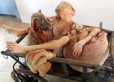 Fanny Ferré Frozen In Time, Ferrat, Lion Sculpture, Turkey, Statue, Chicken, Art, Characters, Kunst