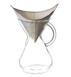 cloth coffee filters chemex