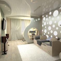 modern pop arch designs ideas for living room interior 2019 Small Modern Bedroom, Small Bedroom Designs, Modern Bedroom Design, Master Bedroom Design, Contemporary Bedroom, Living Room Modern, Living Room Interior, Living Room Designs, Bedroom Interiors