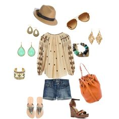 Happy Coachella!, created by lisalanders on Polyvore