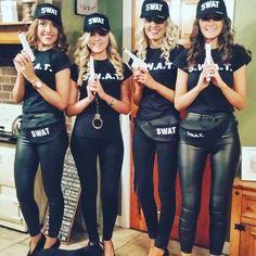 Fancy Dress #swat team